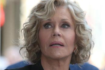 Jane Fonda arrestata: la star in manette a Washington