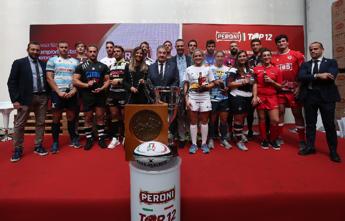 Rugby Peroni Top12, corsa allo scudetto parte il 19 ottobre