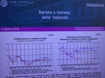 Bankitalia, ad agosto sofferenze calano ancora