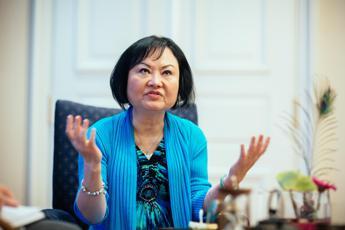 Sono viva e sono felice, la lezione di Kim Phuc