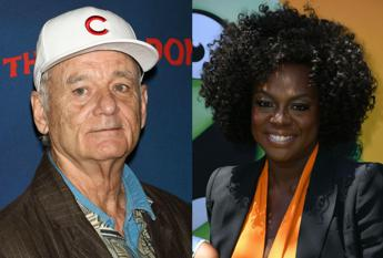 Festa di Roma, a Bill Murray e Viola Davis premio Carriera