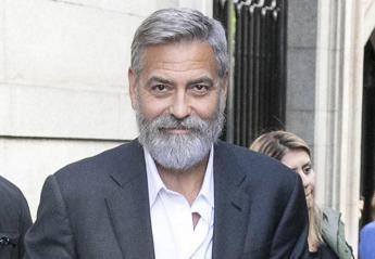 """Clooney: """"I nostri figli? Usano italiano contro me e Amal"""""""