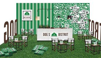 Dog's Bistrot, la start up di cibo a domicilio per cani si espande in tutta Italia