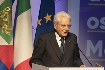 Mattarella: risparmio motore fondamentale per crescita Paese
