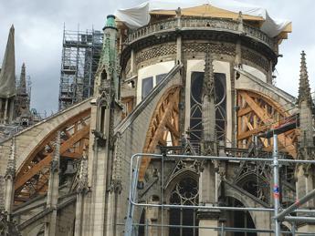 Il progetto per il restauro di Notre-Dame non prima di metà 2020