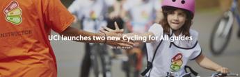 L'Unione ciclistica internazionale incontra il pedalatore comune, due guide per grandi e piccini