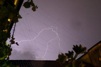 Maltempo, venti forti e temporali in arrivo al Nord