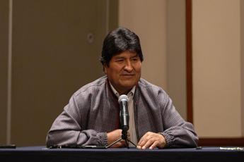Bolivia denuncerà Morales per crimini contro umanità