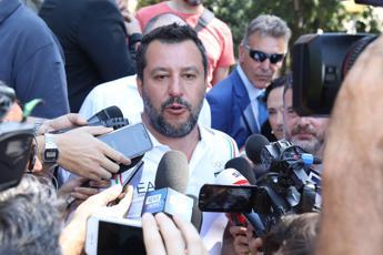 Elezioni Calabria, Salvini: Nome a breve, vinciamo noi