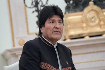 Bolivia, Morales parte per il Messico: Tornerò più forte