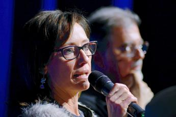 Ilaria Cucchi: Malore per stress, ora sto bene