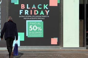 Black Friday, ecco quanto spendono gli italiani