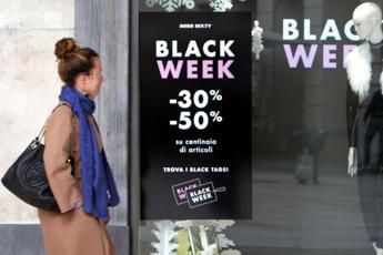 Italiani pronti al Black Friday