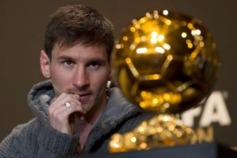 Pallone d'Oro a Messi? Sui social è già polemica