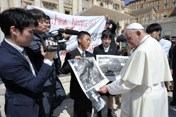 Papa Francesco a Nagasaki: Fermare corsa ad armamenti