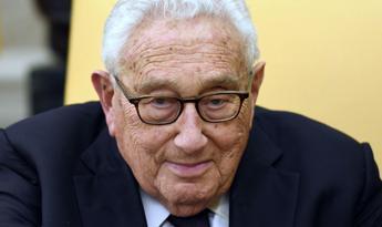 Usa-Cina, Kissinger: Siamo sull'orlo di una Guerra Fredda