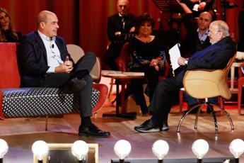 Zingaretti: A cena con Renzi e Di Maio? Se utile anche col diavolo