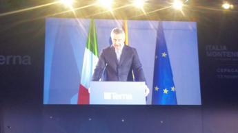 Dukanovic: Grande giorno per Italia e Montenegro, grande progetto per 21 secolo