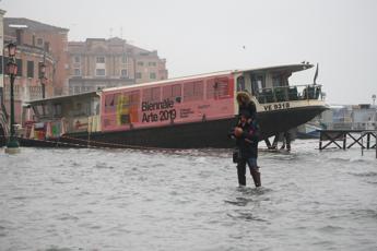 Venezia, Galan: Solo il Mose può salvarla