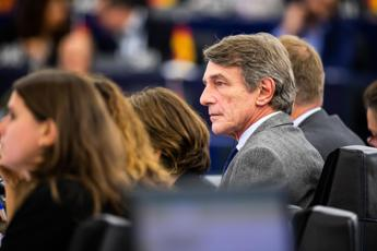 Sassoli: I governi si muovano sulla difesa europea