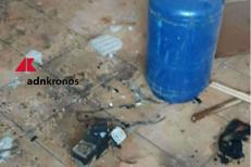 """Esplosione in cascina, l'audio del pompiere: """"È stato un attentato�"""
