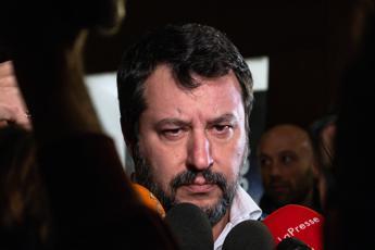 Salvini: Caivano? Disgustosa sinistra che dice che è colpa mia
