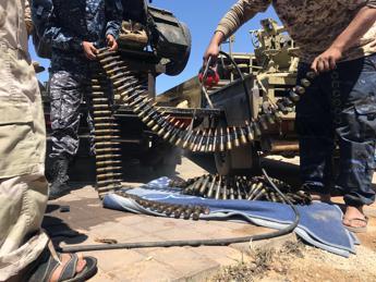 Libia, Salamé: Stop offensiva ma divisioni bloccano richiesta Onu