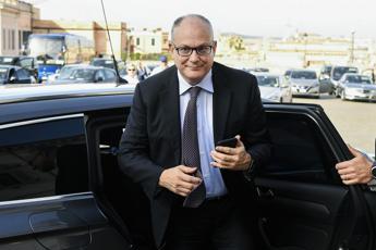 Gualtieri candidato a Roma per centrosinistra
