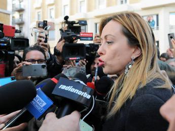 'Ndrangheta, Meloni: Spero Rosso innocente ma fuori da Fdi