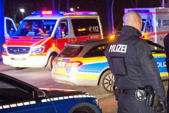 Germania, esplode palazzina: un morto
