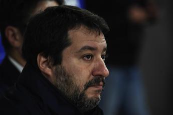 Matteo Salvini contro Alba Parietti: Siamo alla follia