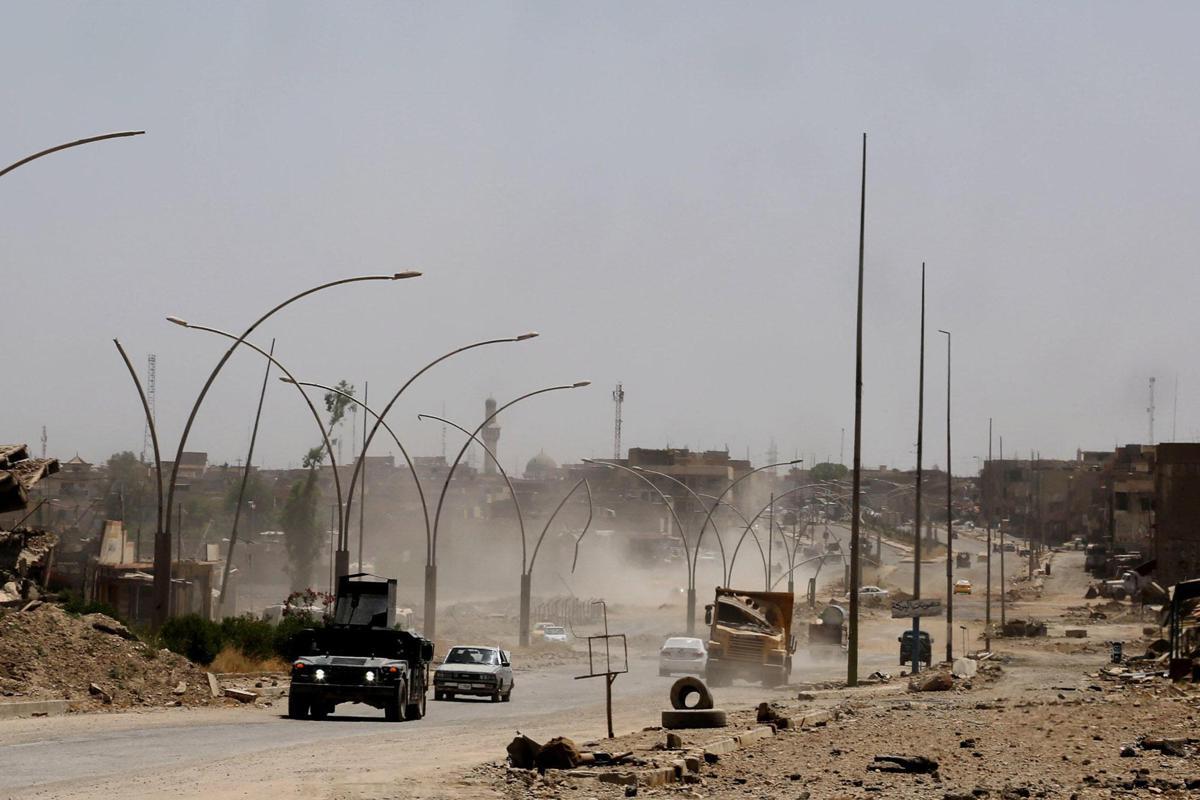 L'Isis si riorganizza
