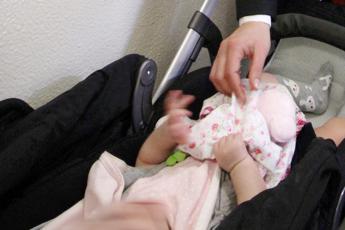 Pediatri, 'sindrome bimbo scosso' si previene con informazione
