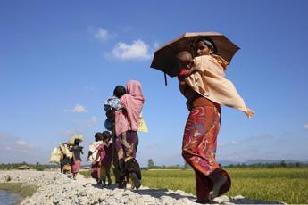 Myanmar, Onu condanna abusi diritti umani Rohingya