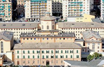 Genova, detenuto evade da Marassi dopo permesso premio