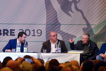 Sardine, Bossi: Non sono da minimizzare