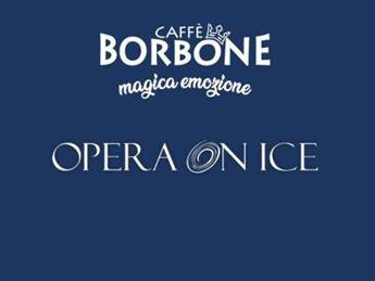 Opera On Ice 2019 con Caffè Borbone una magica emozione al Foro Italico di Roma