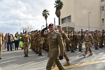 Esercito, a Messina la Brigata Aosta saluta la città al rientro dalle missioni estere