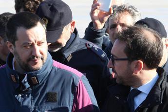 Caso Gregoretti, botta e risposta Salvini-Bonafede