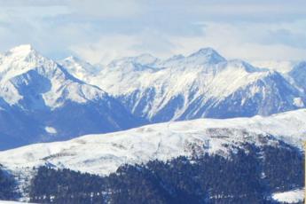 Plan de Corones, scontro su pista da sci: un morto