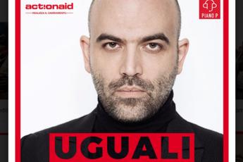 Saviano, Spotify e ActionAid: perché siamo tutti 'Uguali'