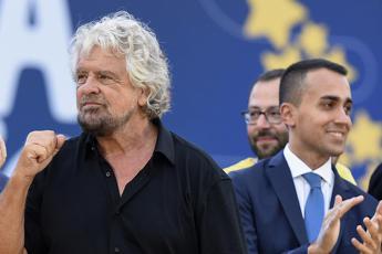 M5S, Grillo: Nessuno come Di Maio, sostenerlo