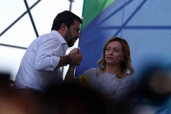 Meloni: Incomprensibile l'idea bipartisan di Salvini