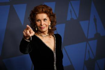 Cinema: a Sophia Loren il Legend Award al 'Capri, Hollywood'