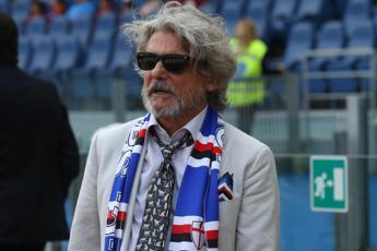 Sampdoria, Ferrero squalificato 4 mesi dalla Figc