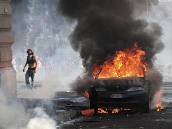 Roma, scontri 'Indignados' 2011: 9 condanne in appello per 40 anni