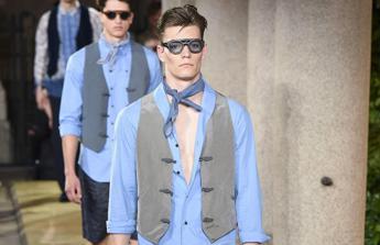 Milano parla inglese con la moda uomo
