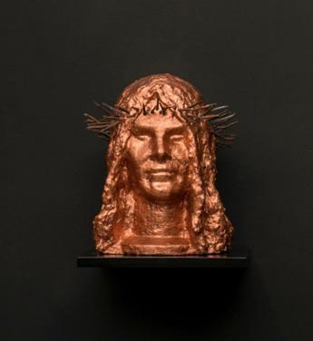 'Save me!', a Roma il Cristo 'contemporaneo' di Howtan Re