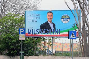 Caio Mussolini: Uomo forte? Una necessità