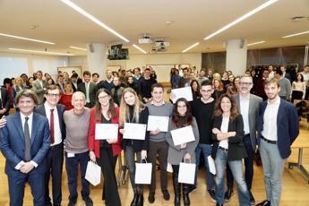 I vincitori di AxaChallenge 2019, coinvolti oltre 100 studenti Università Bocconi